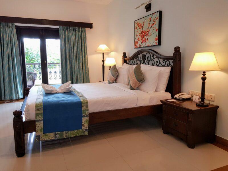 Zimmer im Devaaya Ayurvedic Retreat