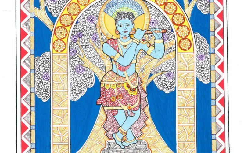 Gemälde von Kanchana V. Gokhale