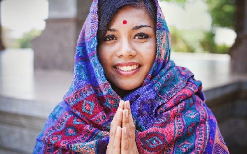 Anrede in Indien