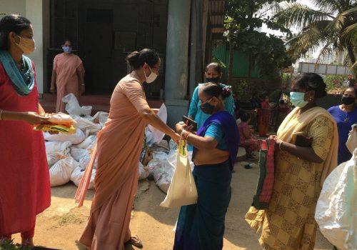 Die Lage in der Pandemie in Indien