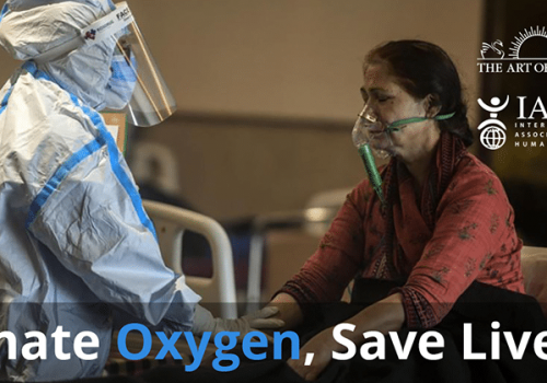 Help India Breathe again