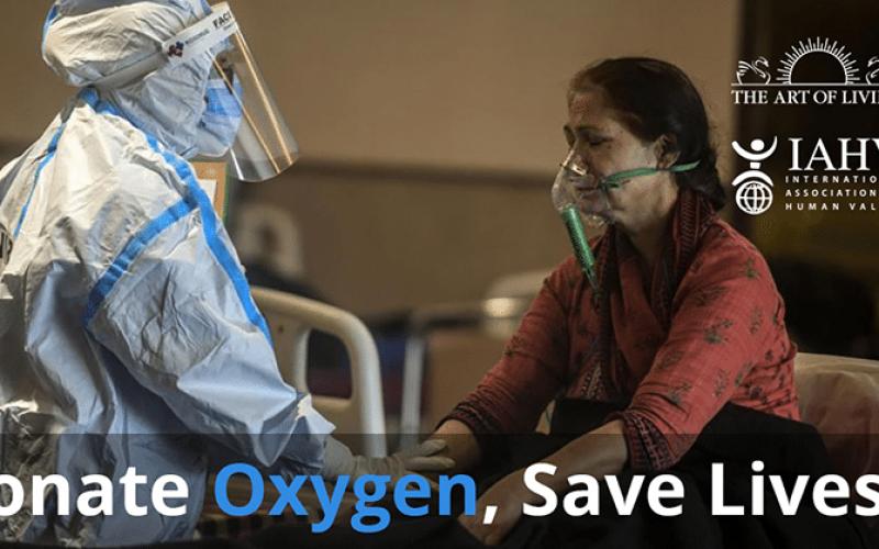Help India Breathe again