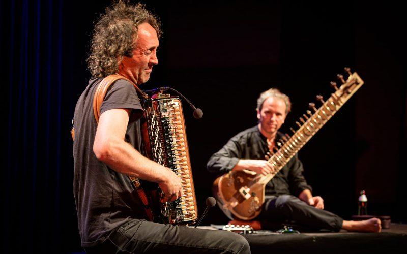 Klaus Falschlunger und Luciano Bondini, Foto: Leo Fellinger