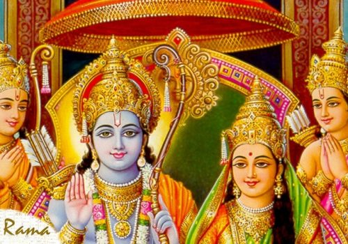 Lord Ram and Sita