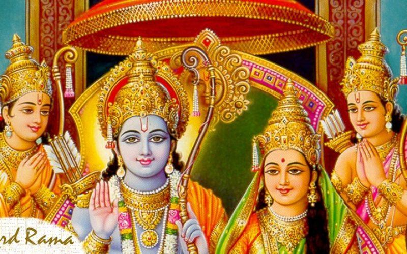 Lord Ram and Sita