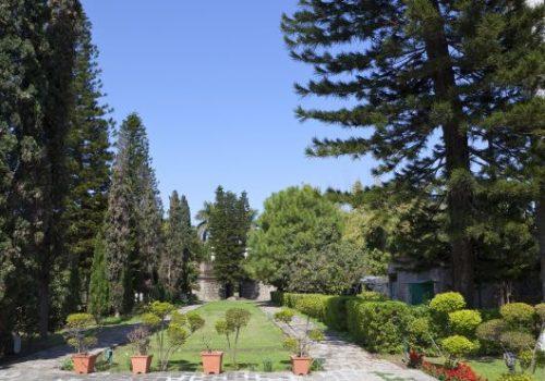 Pinjore Gärten