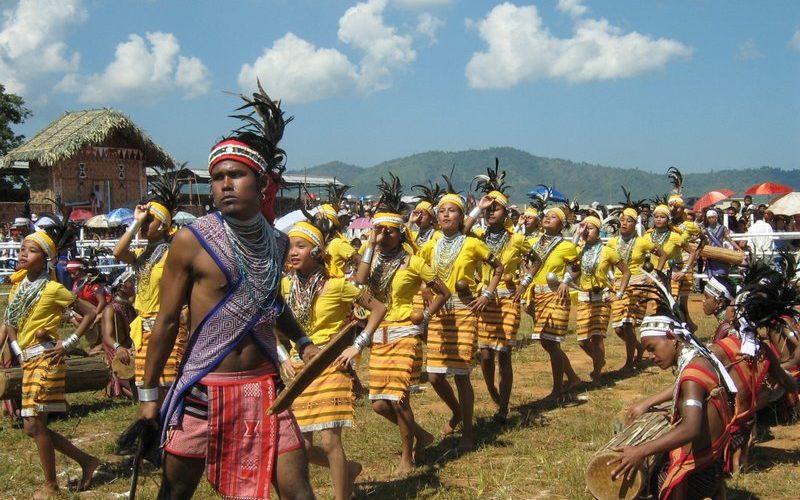 Wangala Festival in Meghalaya. Foto: Rikynti Marwein