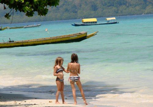 Wunderschöne Strände wie hier auf den Andamanen. Foto: Sankara Subramanian