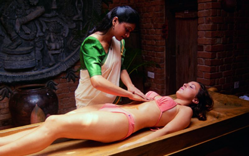Ayurveda-Resort Kerala
