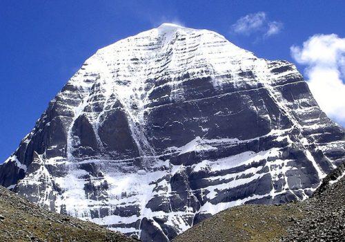 Die Nordseite des Kailash. Foto: Ondřej Žváček