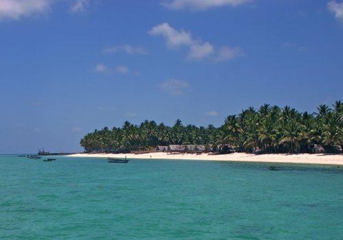Hier werden Inselträume wahr - Agatti (Lakkadiven). Foto: Paul Varuni