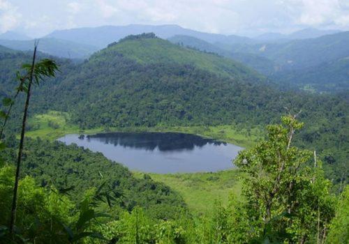 Palak See in Mizoram. Foto: dawgmatix