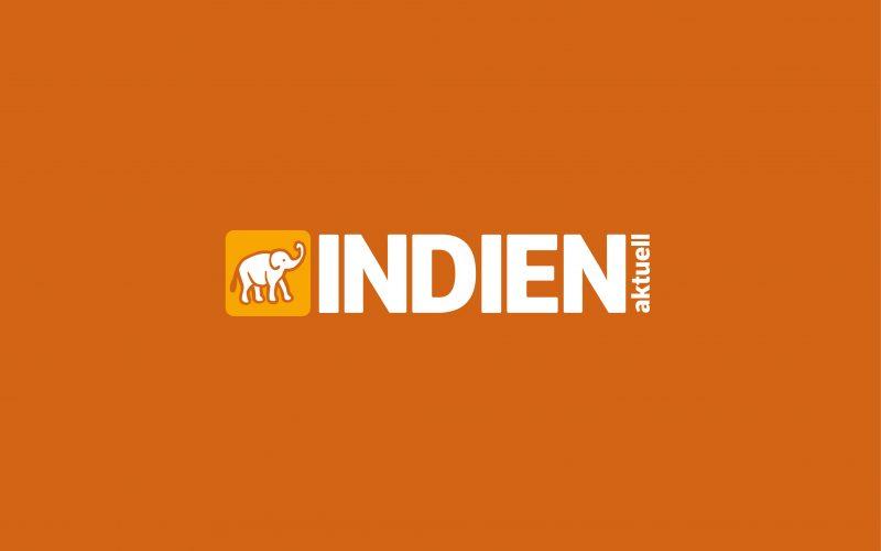 INDIEN aktuell Logo