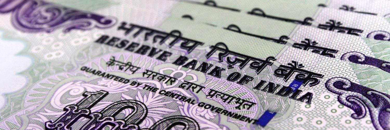 100 Rupien Schein
