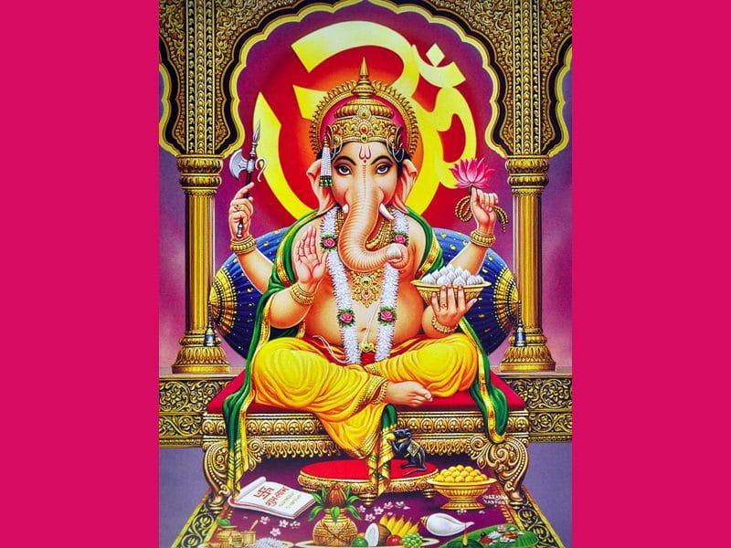 Indiens Götter: Ganesha – der Gott des Erfolgs
