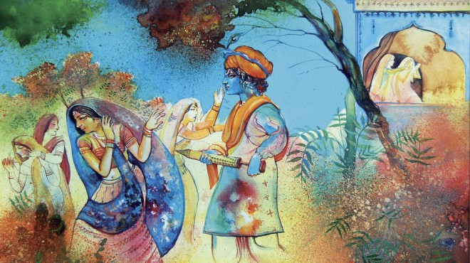 Holi – das Fest der Farben