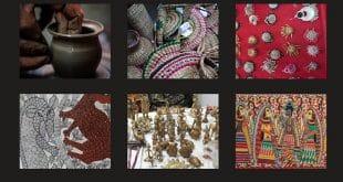 Kunsthandwerk aus Indien