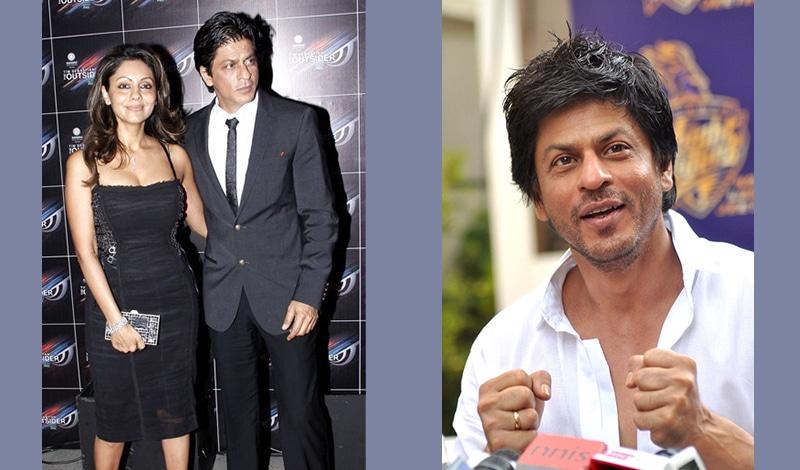 Shahrukh Khan Frau