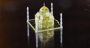 Miniaturausgabe des Taj Mahal
