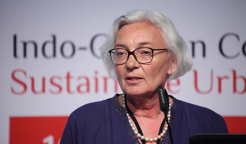 Professor Pahl-Weber. Foto: Sera Cakal
