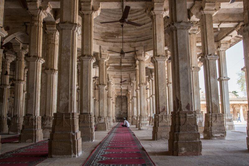 Rani Sipri Moschee, Ahmedabad