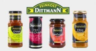 Feinkost Dittmann bringt Indien nach Deutschland
