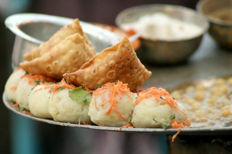 Wie wäre es zum Weltvegetariertag mit einem leckeren vegetarischen indischen Essen