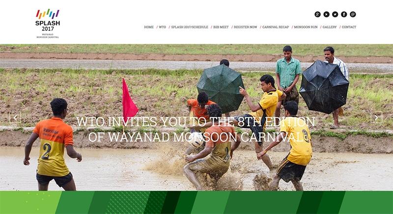 Wayanad Splash Festival