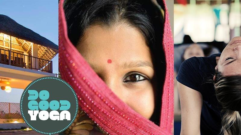 DoGood Yoga-Reise nach Tamil Nadu