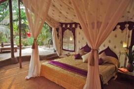 So schön kann Zelten sein: das yogamagic in Goa